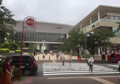 たまプラーザ駅【北口】