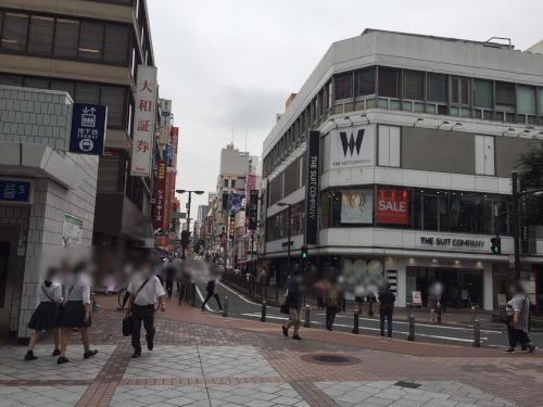 横浜駅【大和証券】