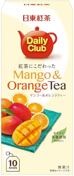 マンゴーオレンジティー